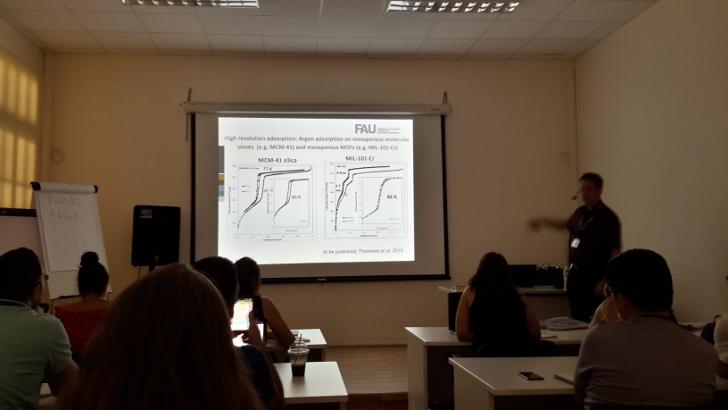 1st International Gas Adsorption Summer School | Hiden Isochema